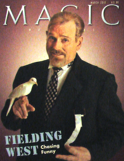 Magic Magazine March 2012