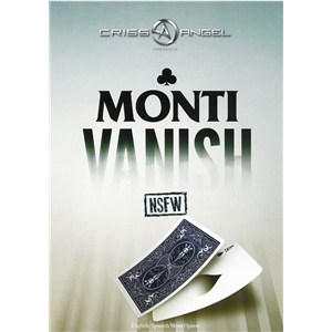 Monti Vanish DVD + Gimmicks