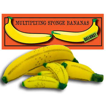 Multiplying Sponge Banana Deluxe Set
