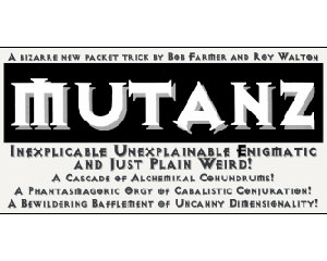 MUTANTZ by Bob Farmer/Roy Walton