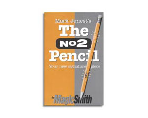 No. 2 Pencil by Mark Jenest