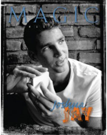 Magic  Magazine November 2008
