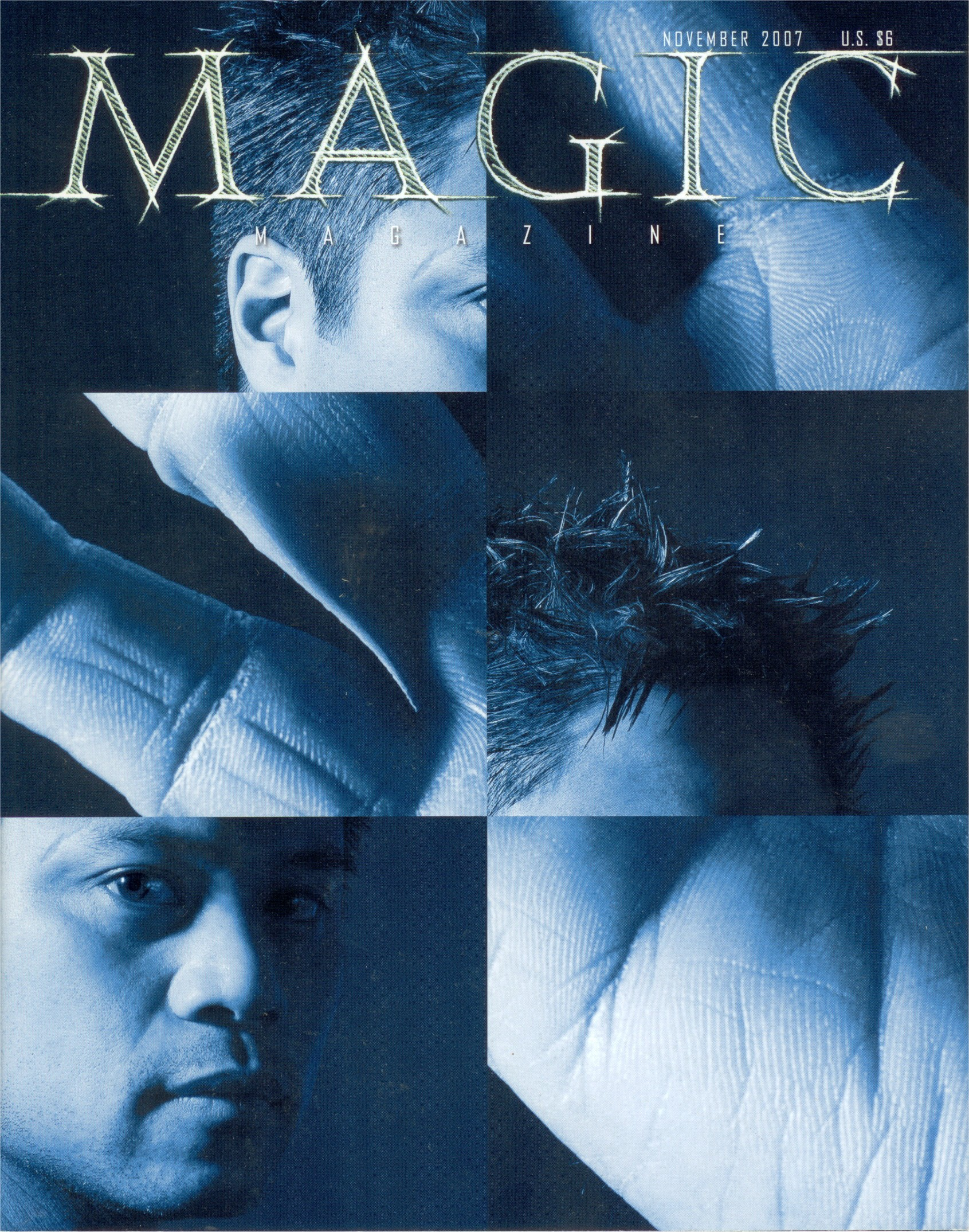 Magic Magazine November 2007