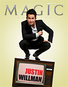 Magic Magazine October 2013