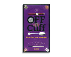 OFF THE CUFF Impromtu Video-G.Wilson