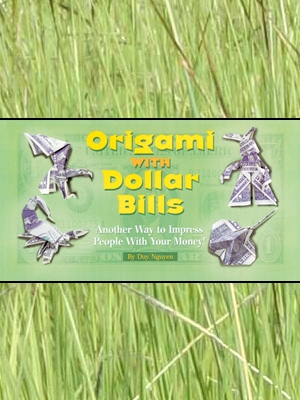 Origami With Dollar Bill