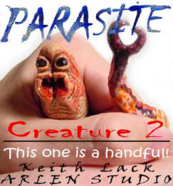 Parasite by Keith Lack
