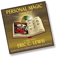 Secret Books of Eric Lewis #1 (CD ROM)