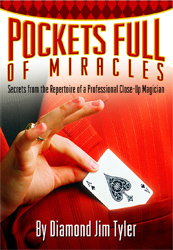 Pocket Full of Miracles DVD by Diamond Jim