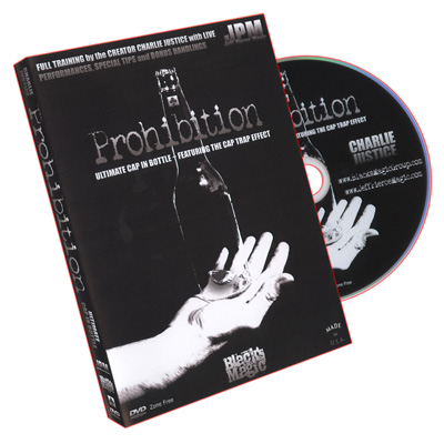 Prohibition DVD