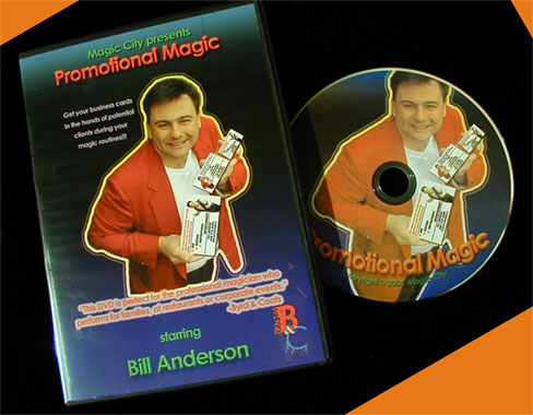 Promotional Magic by Bill Anderson