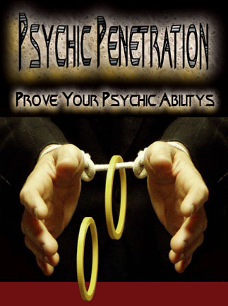 Psychic Penetration by Jay Leslie