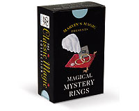 Magical Mystery Rings (Marvin's)