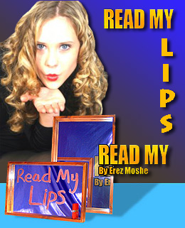 Read My Lips by Erez Moshe