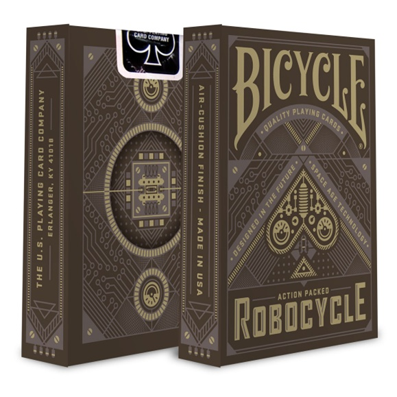 Robocycle Deck from Bicycle