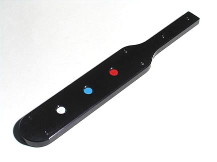 Red, White, Blue Paddle-Porper