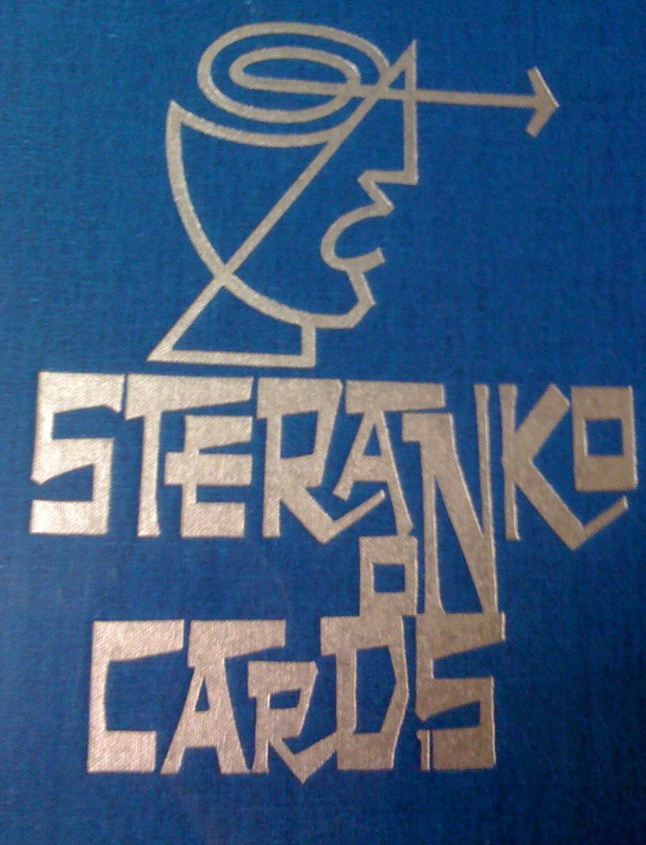 Sterando on Cards-Hardbound