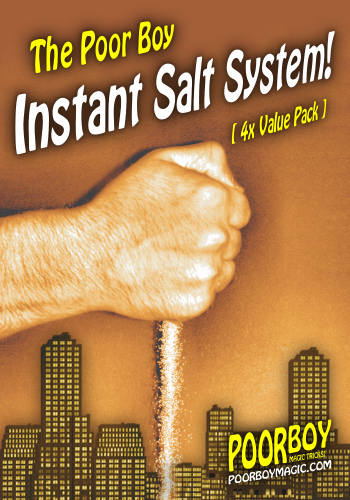 Poor Boy Instant Salt Pour System