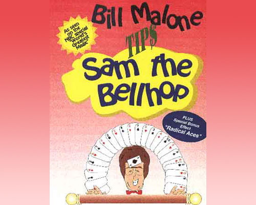 SAM THE BELLHOP by Bill Malone
