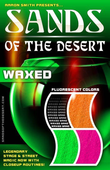 Sands of the Desert WAX (Fluorescent Sands)