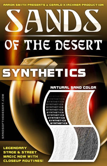 Sands of the Desert SYNTHETICS (Natural Sands)