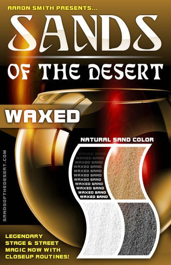 Sands of the Desert WAX (Natural Sands)