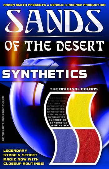 Sands of the Desert SYNTHETICS (Original Colors)