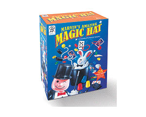 Marvin's Magic Hat/Rabbit Puppet