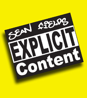 Explicit Content by Sean Fields