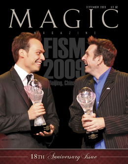 Magic Magazine September 2009