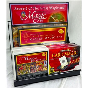 ROYAL MAGIC SETS + DISPLAY RACK BUNDLE