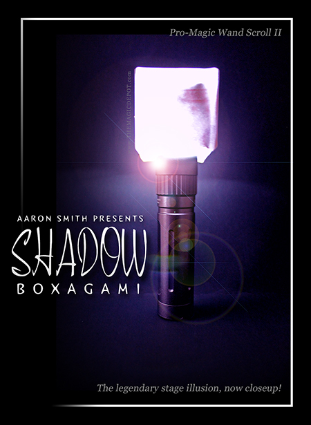 Shadow Boxigami (Pro-Magic Wand Scroll II) FREE with orders over $50