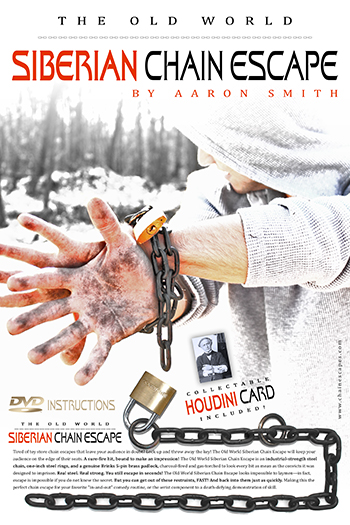 Old World Siberian Chain Escape PLUS DVD