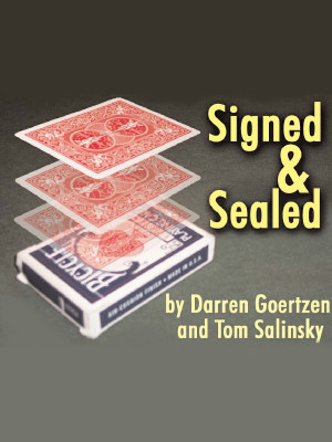 Signed and Sealed by Goertzen and Salinsky (PDF)