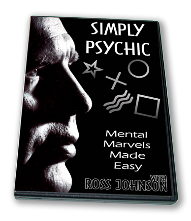 Simply Psychic DVD by Ross Johnson