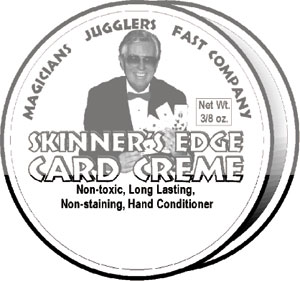 Skinner's Edge Card Cr�me