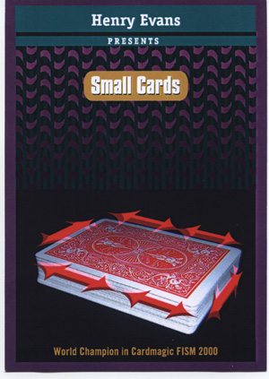 Small Cards by Henry Evans