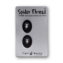 Spider Thread by Yigal Mesika