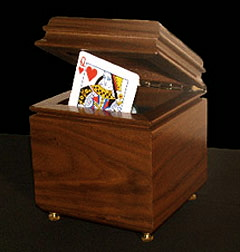 Spirit Card Box by Dave Powell