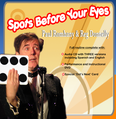 Spots Before Your Eyes by Paul Romhany & Reg Donnelly