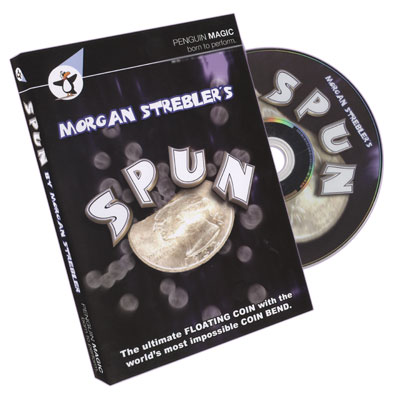 SPUN by Morgan Streebler DVD