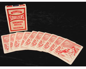 Squeezers (Poker/Bulldog Back)