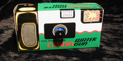 Squirt Camera (Disposable)
