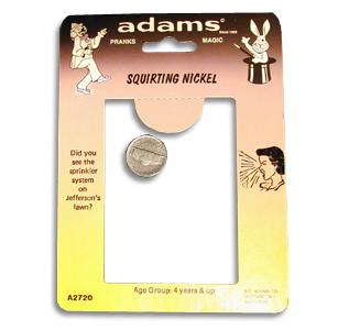 Squirt Nickel (Adams)