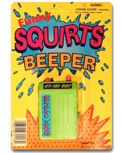 Squirt Beeper