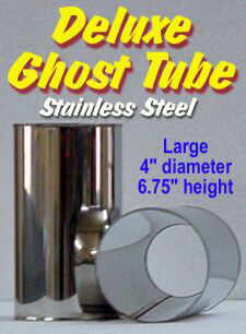 Ghost Tube (Stainless, 4)
