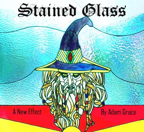 Stained Glass by Adam Grace