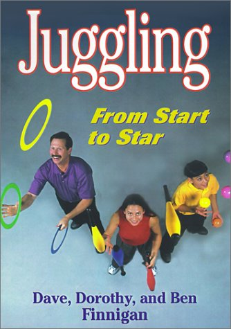 Juggling from Start to Star by Finnigan