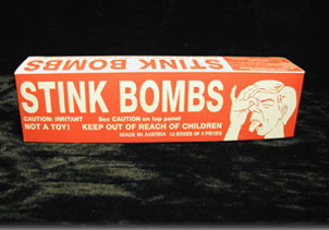 Stink Bombs 2pack