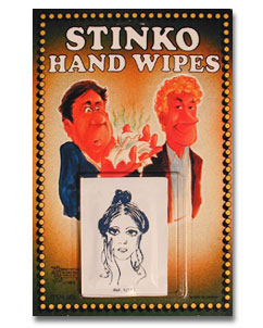 Stink-O Hand Wipes